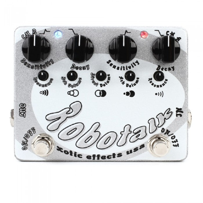 Xotic Robotalk 2 Envelope Filter Effect Pedal - Music Bliss Malaysia