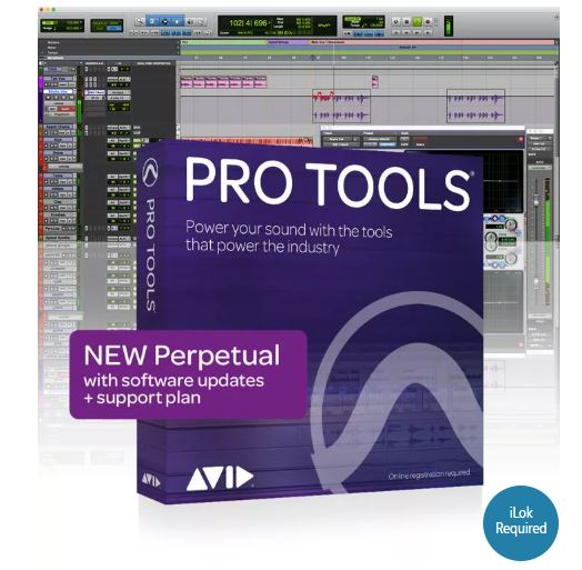 Avid Pro Tools | Ultimate Perpetual License NEW - Music Bliss Malaysia