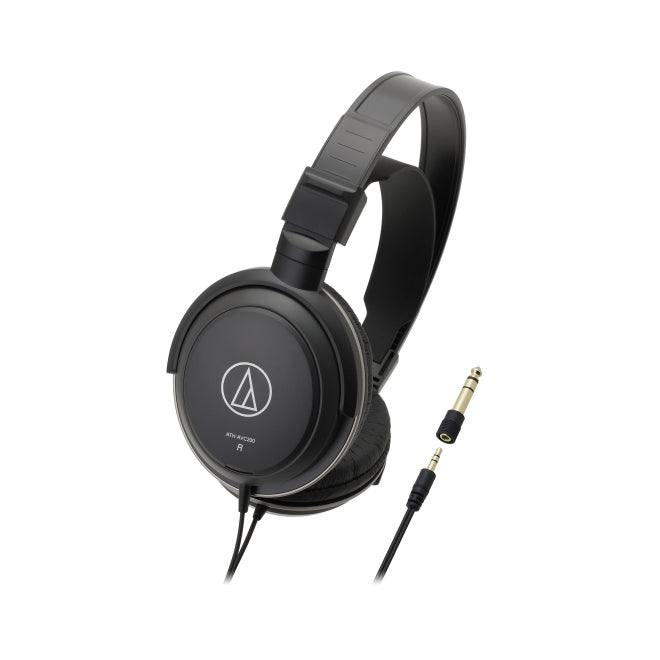 Audio Technica ATH-AVC200 SonicPro Over-Ear Headphone (AVC200) *Crazy Sales Promotion*