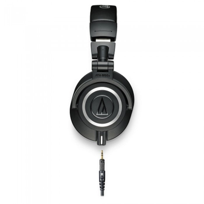 Audio Technica ATH-M50x Professional Monitor Headphone Black (M50x) *Crazy Sales Promotion* - Music Bliss Malaysia