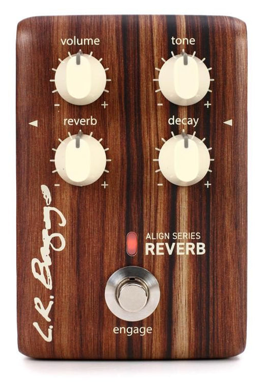 LR Baggs Align Series Reverb Acoustic Pedal *Crazy Sales Promotion* - Music Bliss Malaysia
