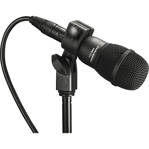 Audio Technica PRO 25ax Hypercardioid Dynamic Instrument Microphone (PRO25ax)