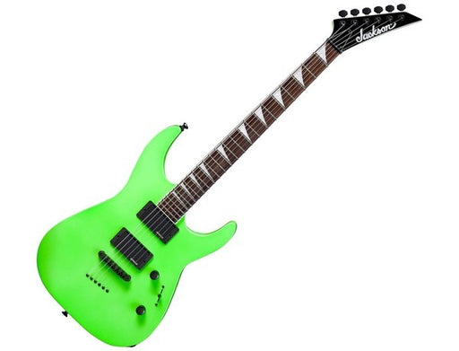 Jackson SLXT Soloist Electric Guitar, Kawasabi Green