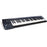 M-Audio Keystation II 49 Ultra-Portable 49-Key USB/MIDI Keyboard Controller