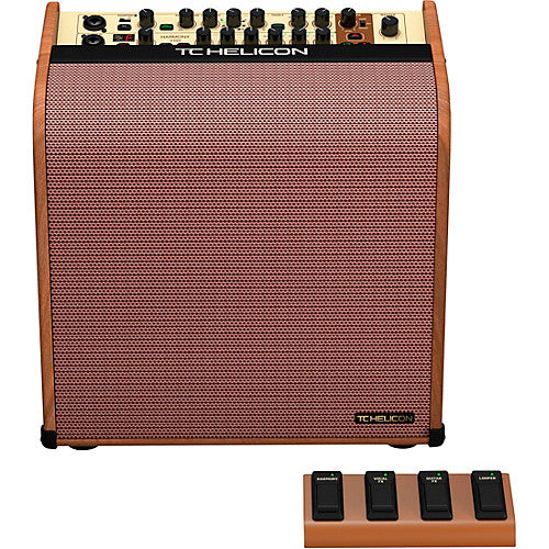 TC-Helicon Harmony V100 100-watt 2-channel Acoustic Amplifier *Crazy Sales Promotion* - Music Bliss Malaysia