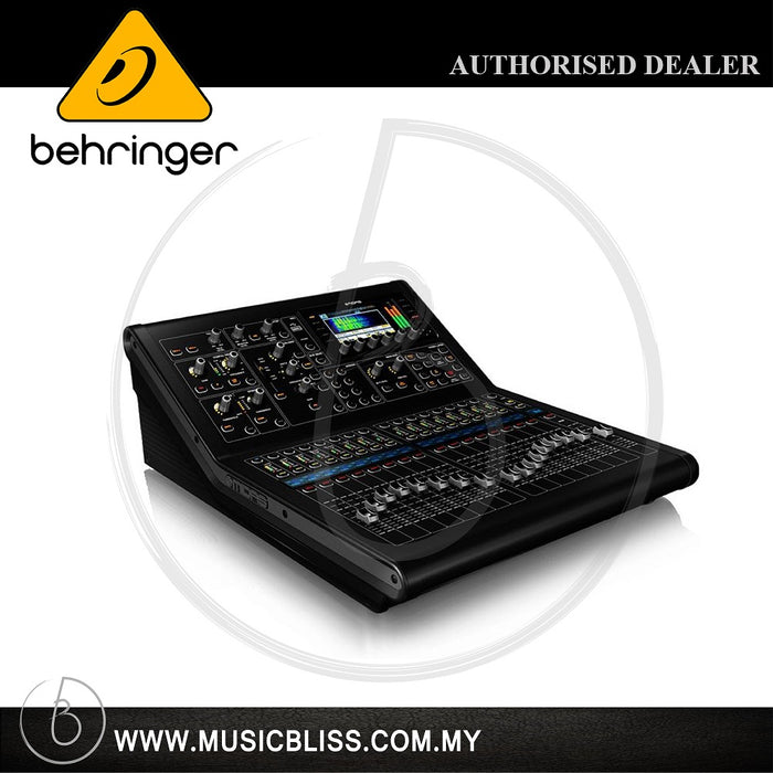 Midas M-32R 40-channel Digital Mixing Console with 16 Midas Preamps (M32R) - Music Bliss Malaysia