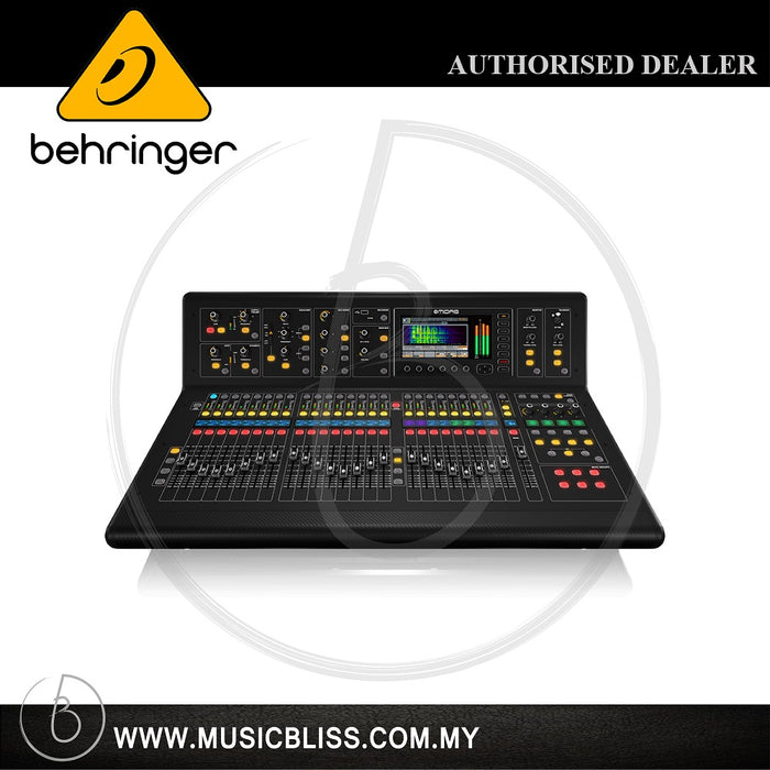 Midas M-32 40-channel Digital Mixing Console with 32 Midas Preamps (M32)