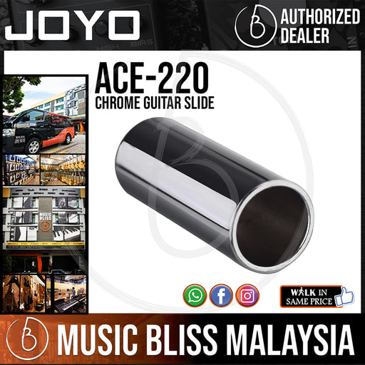 Joyo ACE-220 Chrome Guitar Slide (ACE220)