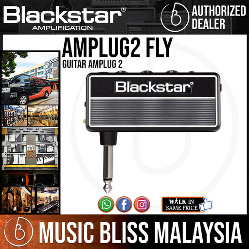 Blackstar amPlug2 FLY - Guitar (amPlug 2) - Music Bliss Malaysia