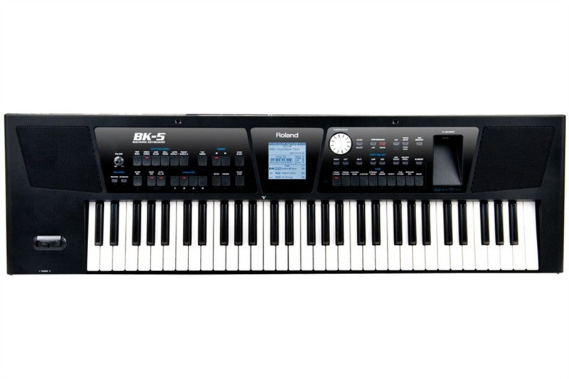 Roland BK-5 61-Keys Backing Keyboard with FREE Shipping (BK5 BK 5) *Price Match Promotion* - Music Bliss Malaysia