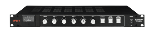 Warm Audio Bus-Comp 2-channel Stereo VCA Bus Compressor (BusComp / Bus Comp) - Music Bliss Malaysia