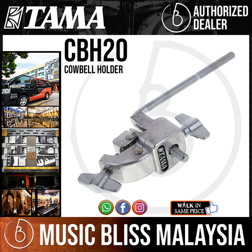 Tama CBH20 Cowbell Holder - Music Bliss Malaysia