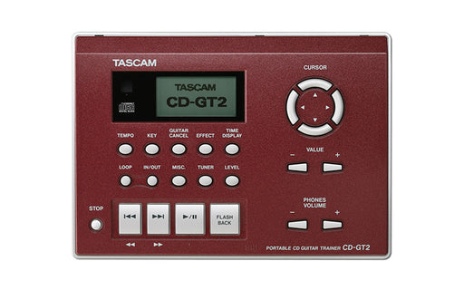 TASCAM CD-GT2 Guitar Phrase Trainer (CDGT2)