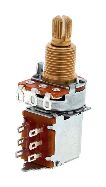 DiMarzio EP1201PP 500K Push Pull Potentiometer - Music Bliss Malaysia
