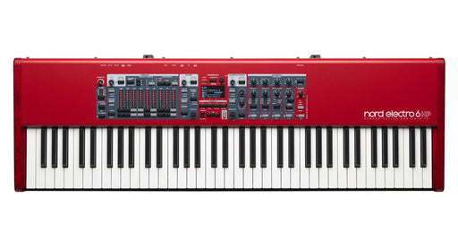 Nord Electro 6 HP 73-Key Hammer Action Keyboard - Music Bliss Malaysia
