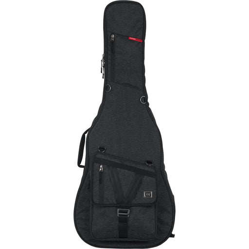Gator Transit Series Acoustic Guitar Bag - Charcoal