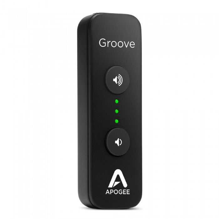 Apogee Groove USB DAC and Headphone Amp - Music Bliss Malaysia