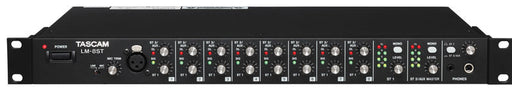 TASCAM LM-8ST Rackmount Line Mixer (LM8ST)