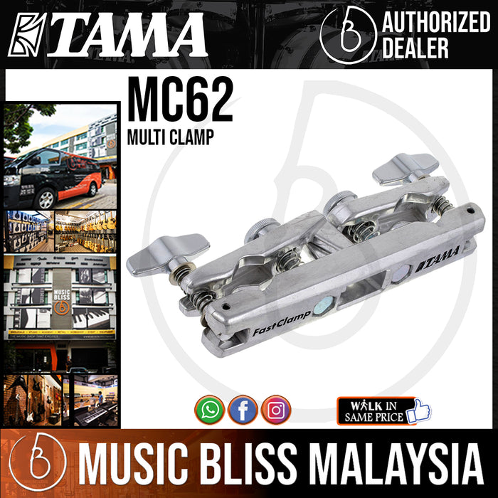Tama MC62 Multi Clamp *Crazy Sales Promotion* - Music Bliss Malaysia