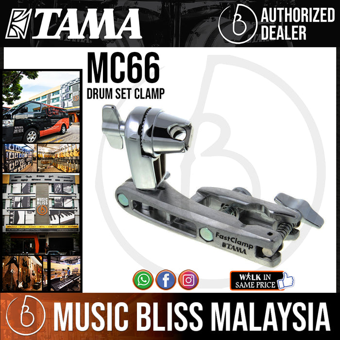 Tama MC66 Drum Set Clamp (MC-66/MC 66) *Crazy Sales Promotion* - Music Bliss Malaysia