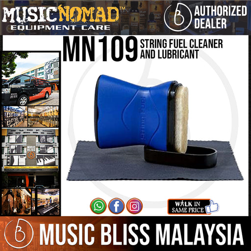 Music Nomad MN109 String Fuel Cleaner and Lubricant (MN-109) - Music Bliss Malaysia