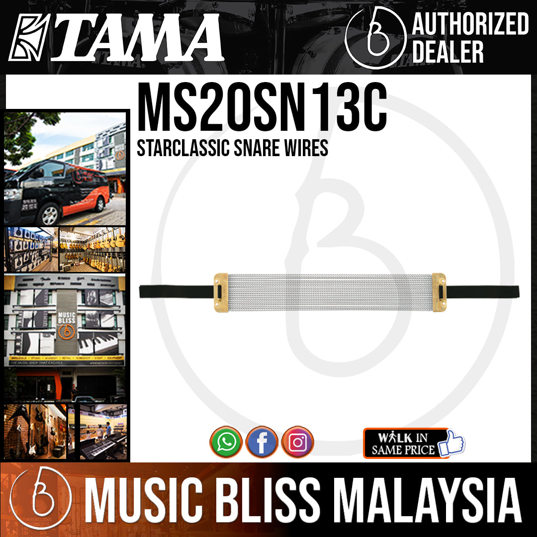 Tama MS20SN13C Starclassic Snare Wires - Music Bliss Malaysia