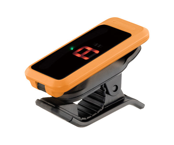 Korg PC-0-OR Clip-on Style Tuner - Orange (PC0)