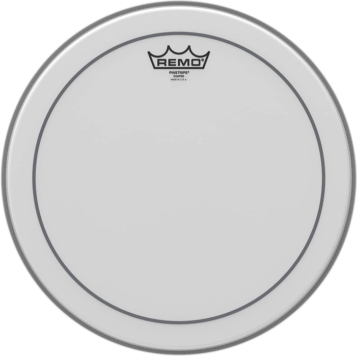 "Remo Coated Pinstripe Drumhead - 13"" (PS-0113-00 PS011300 PS 0113 00) - Music Bliss Malaysia"