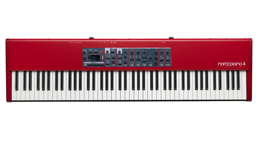 Nord Piano 4 88-key Stage/Studio Digital Piano/Synth with Virtual Hammer Action Weighted Keybed