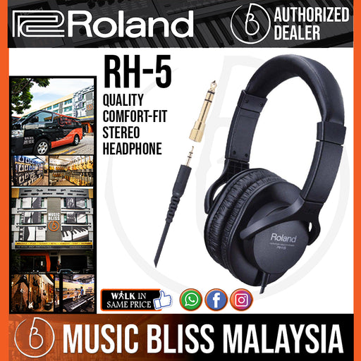 Roland RH-5 Stereo Headphone (RH5)