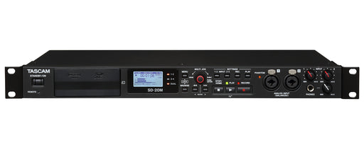TASCAM SD-20M 4-Track Solid-State Recorder (SD20M)