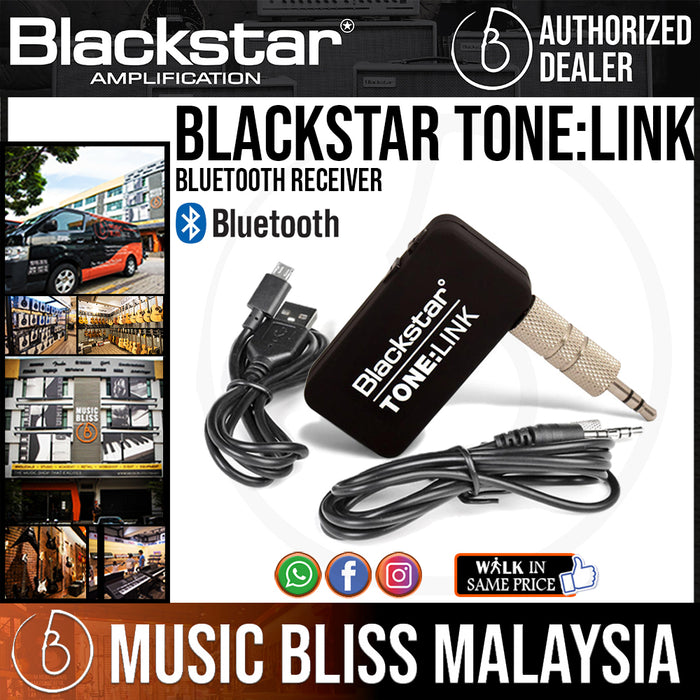 Blackstar Tone:Link Bluetooth Receiver (ToneLink) - Music Bliss Malaysia