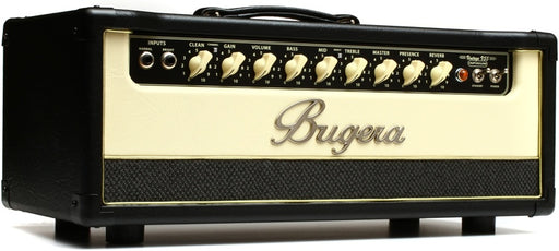 Bugera V55HD Infinium 55-watt 2-channel Tube Head