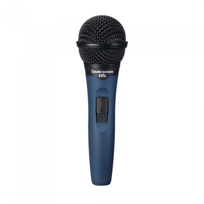 Audio-Technica MB1k/c Handheld Cardioid Dynamic Vocal Microphone with Cable (MB 1k/c)