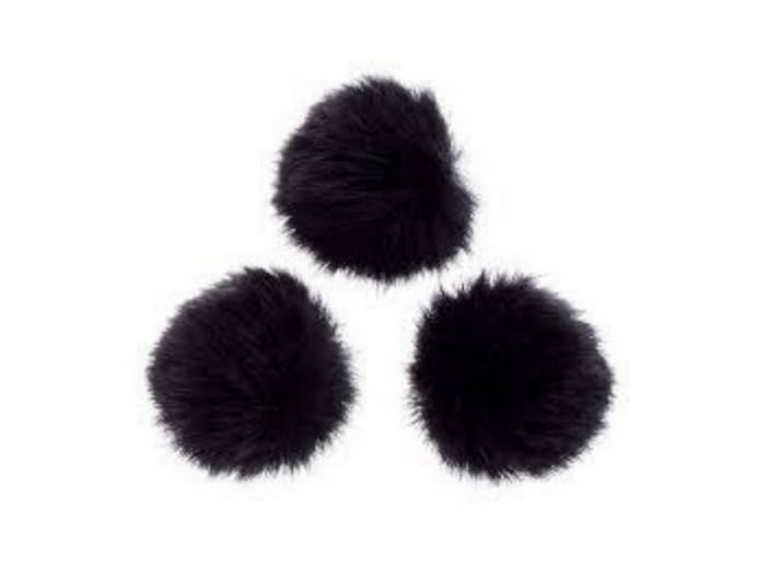 Rode MINIFUR-HS1 Artificial Fur Windshield For The HS1 (Pack of 3) - Music Bliss Malaysia