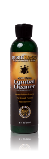 Music Nomad MN111 Premium Cymbal Cleaner8 oz. (MN-111) - Music Bliss Malaysia