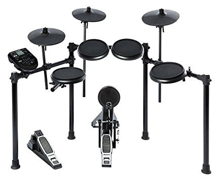 Alesis Nitro Kit 8-Piece Electronic Drum Kit - Music Bliss Malaysia
