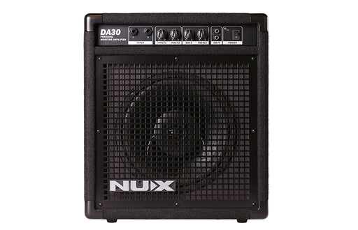 Nux DA30 30-Watt Electronic Drum Monitor Amplifier