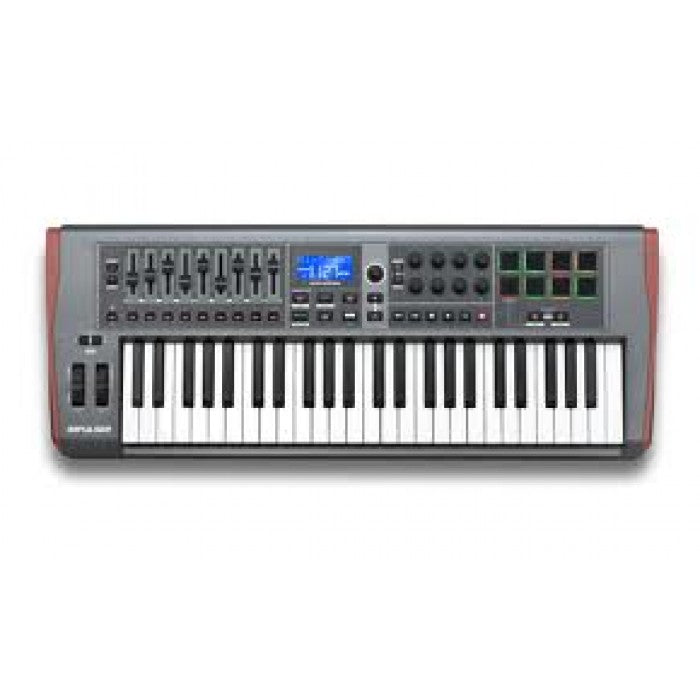 Novation Impulse 49 Keyboard Controller - Music Bliss Malaysia
