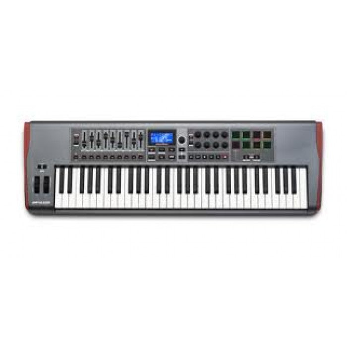 Novation Impulse 61 Keyboard Controller - Music Bliss Malaysia