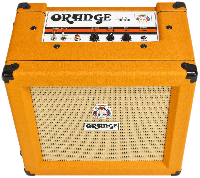 Orange TT15C12 Tiny Terror 15-Watt Guitar Combo Amp - Music Bliss Malaysia