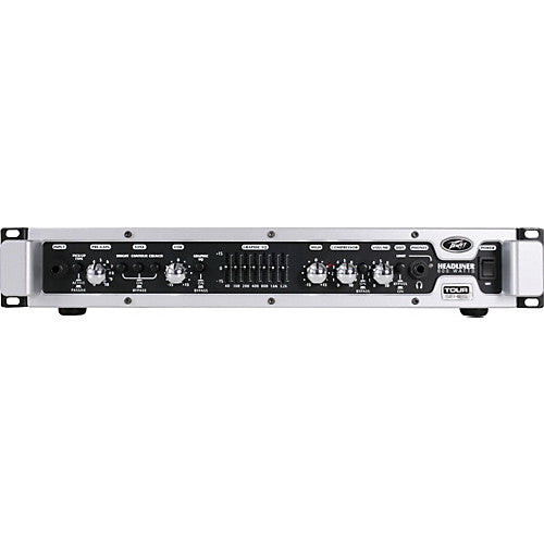 Peavey Headliner 600-Watt Lightweight Bass Amplifier Head