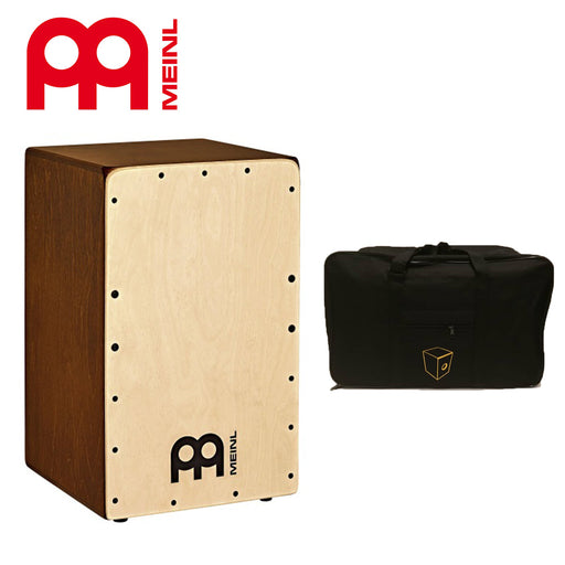 Meinl SC100ABB Baltic Birch Snarecraft Cajon with Free Cajon Bag (SC100AB-B) - Music Bliss Malaysia