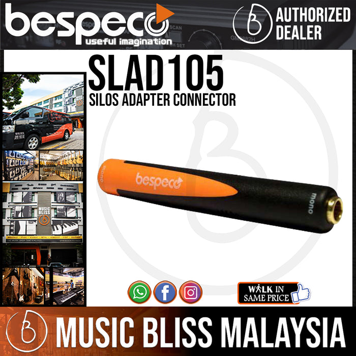 Bespeco SLAD105 Silos Adapter Connector (SLAD-105) - Music Bliss Malaysia