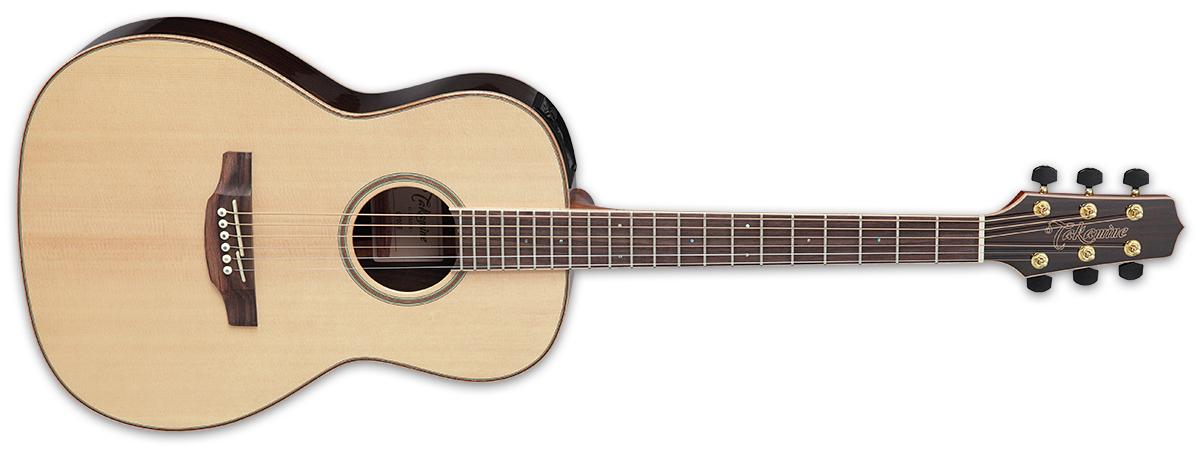 Takamine GY93E-NAT New Yorker Acoustic-Electric Guitar - Music Bliss Malaysia