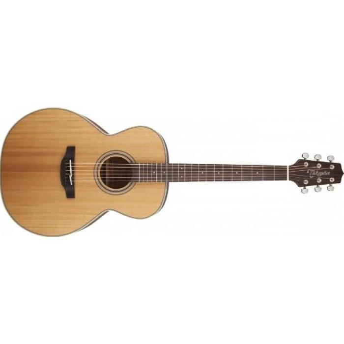 Takamine GN20 6-string Acoustic Guitar (Natural Satin) - Music Bliss Malaysia