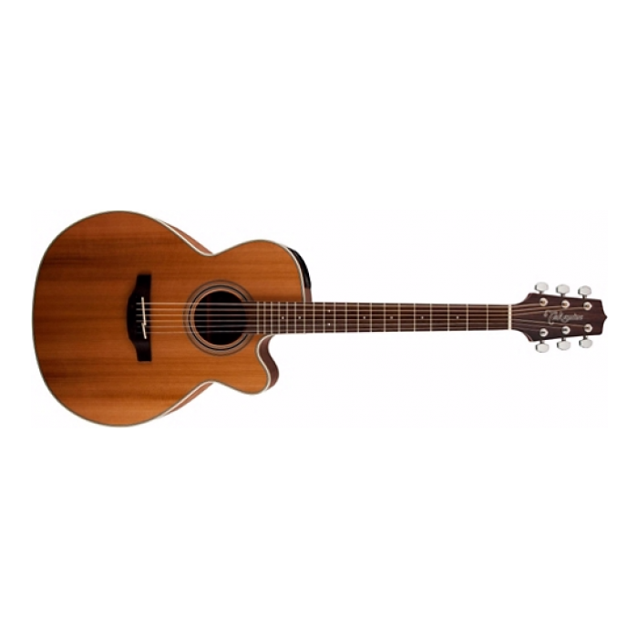 Takamine GN20CE 6-string Acoustic-Electric Guitar - Natural Satin - Music Bliss Malaysia