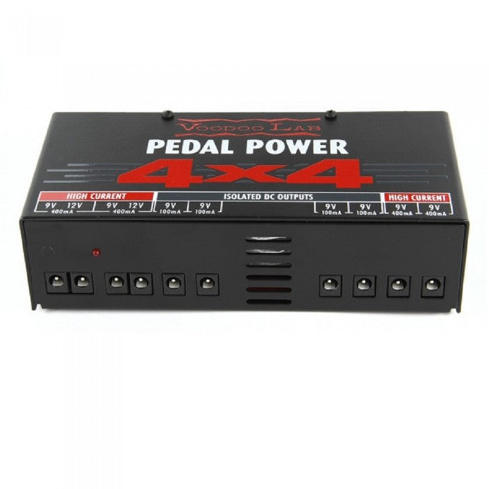 Voodoo Lab Pedal Power 4x4 Isolated Power Supply - Music Bliss Malaysia