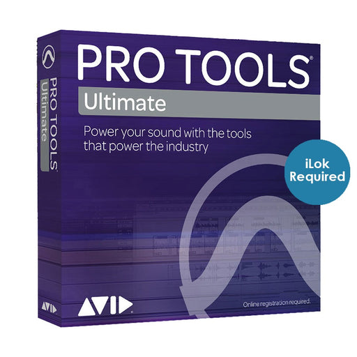 Avid Pro Tools Ultimate 1-Year Software Updates & Support Plan Renewal for Annual Subscription - Music Bliss Malaysia