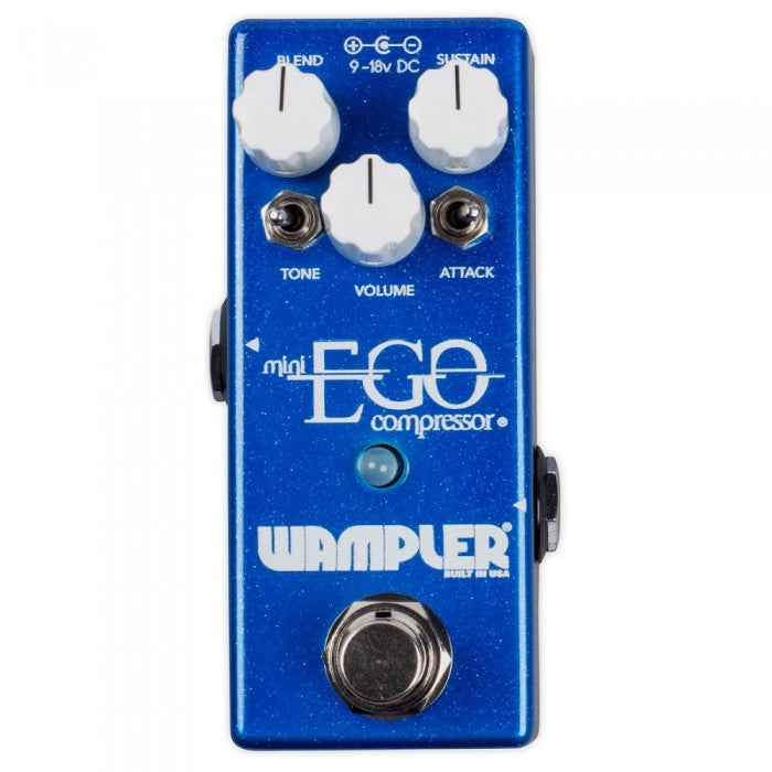 Wampler Mini Ego Compressor Effects Pedal - Music Bliss Malaysia